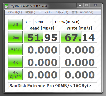 SanDisk Extreme Pro 90MB/s CF 16GByte